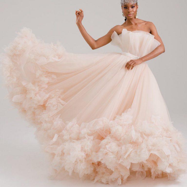 bridal fashion trends 2021