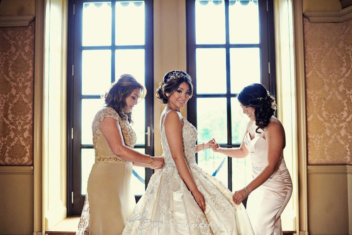 standard bridal alterations